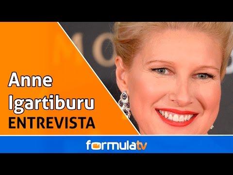 Esto es lo que piensa Anne Igartiburu de Barei y su tema en inglés