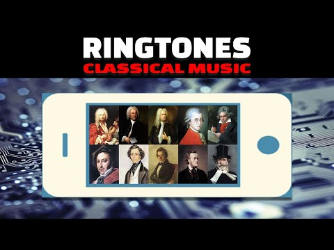 Classical Music Ringtones - Free downloads and reviews ...