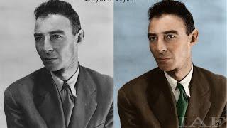 Oppenheimer Colorization