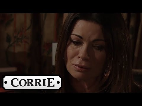 Coronation Street - Roy Tells Carla to Move Out