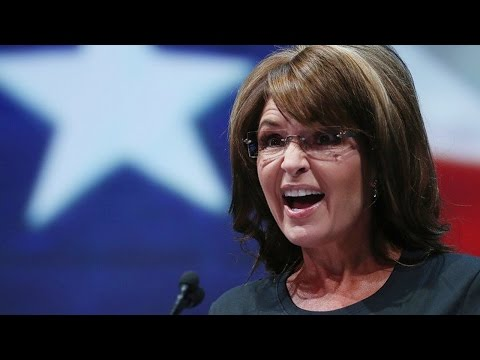 Sarah Palin To Lead Largest Government Agency