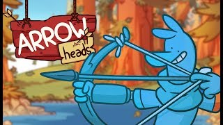 BEAR TRAPS and ROCKET ARROWS! - Arrow Heads Gameplay