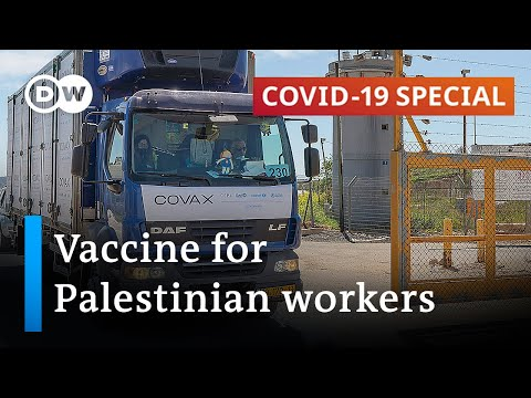 After Delays, Israel Begins Vaccinating Palestinian Day Laborers | COVID-19 Special