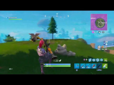 just some fortnite games