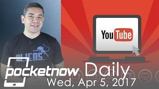 YouTube TV is awesome! Samsung Galaxy S8+ demand & more   Pocketnow Daily