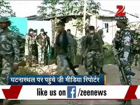 Naxal attack in Chhattisgarh: Zee Media special report from Ground Zero