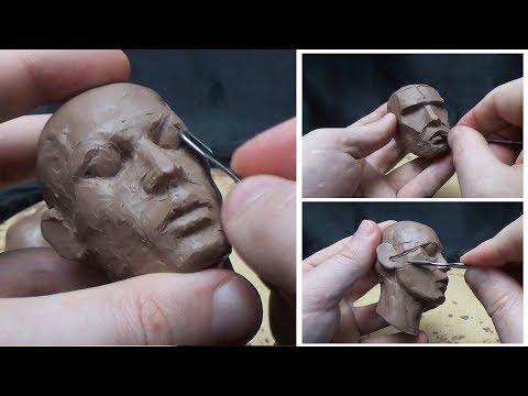 Sculpting Timelapse -
