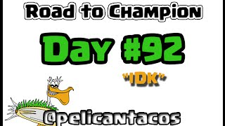 "Clash of Clans TH2 to Champion, Day 92: ""IDK"""