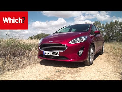 Ford Fiesta 2017 - Which? first drive review
