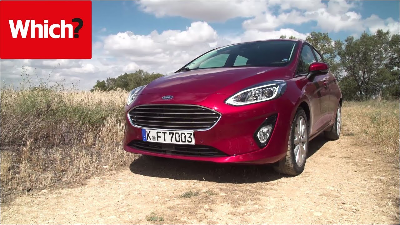 Ford Fiesta 2017 Which First Drive Review