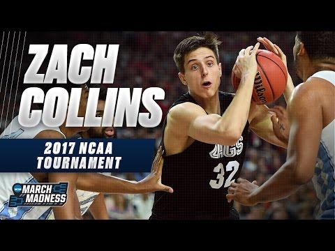 2017 NCAA Tournament: Gonzaga's Zach Collins
