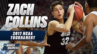 2017 NCAA Tournament: Gonzaga's Zach Collins