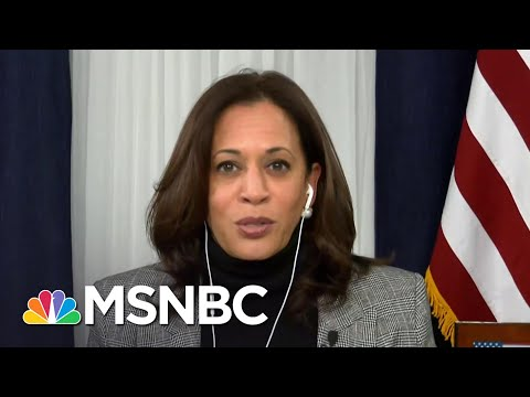 Kamala Harris On Trump's Refusal To Concede: 'We Need To Govern' | The ReidOut | MSNBC