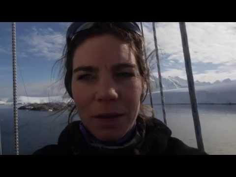 Sailing the Antarctic