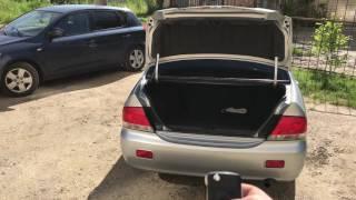 Привод багажника Lancer 9