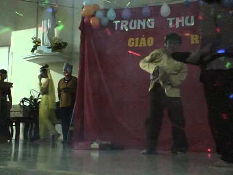 Trung Thu - Sóc Trăng 2012: Kịch Chị Hằng & Chú Cuội