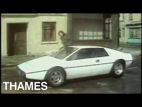 Lotus Esprit | James Bond Car | Lewis Gilbert interview | Drive In | 1977