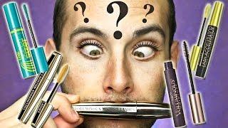 Testing Popular Drugstore Mascaras On SHORT LASHES
