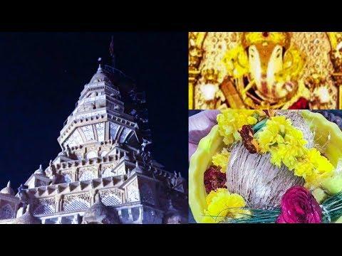 100 years old Ganpati Temple in Pune?  | Indian Temple Vlog  | Deblina Rababi