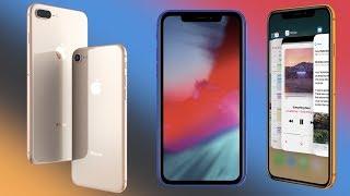 iPhone 9 VS. iPhone 8 Plus
