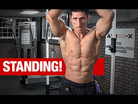 Standing Ab Workout (TORCH YOUR ABS STANDING!)