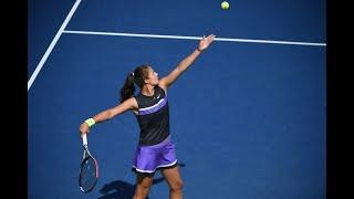 Johanna Konta vs. Daria Kasatkina | US Open 2019 R1 Highlights
