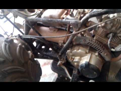 Honda 185s Rebuild Part 1