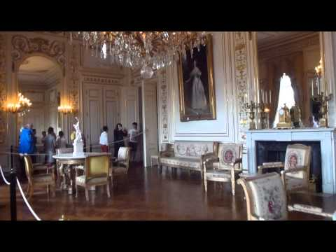 Visit of the Royal Palace in Brussels