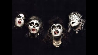 KISS (The Debut Album) Part # 2 (The Almost Human Review)