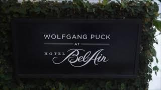 Wolfgang Puck at Hotel Bel-Air