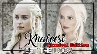 Απόκριες ως Khaleesi | Game Of Thrones | Sissy Christidou