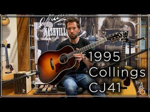 1995 Collings CJ41