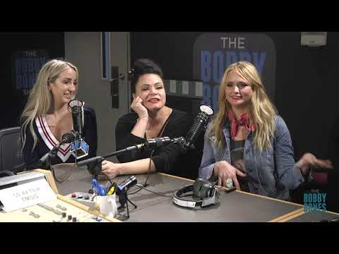 Pistol Annies Live on the Bobby Bones Show