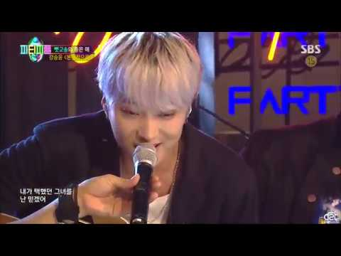Kang Seungyoon 강승윤 – Instinctively 본능적으로 on JYP Party People