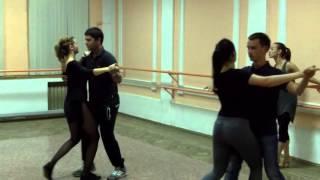 Дуетний танець: уроки вальсу