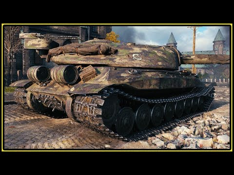 Object 705A - 10,5K Damage - World of Tanks Gameplay thumbnail