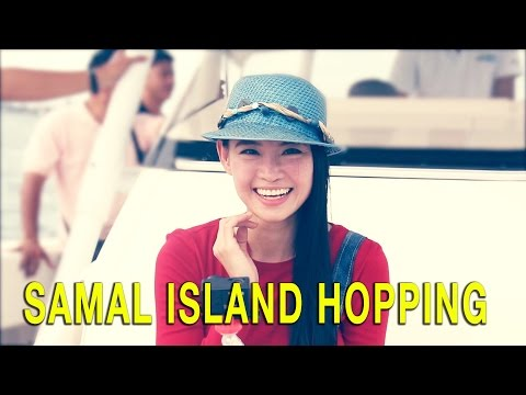 WORLD CLASS DAVAO: SAMAL ISLAND HOPPING