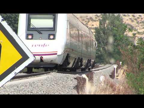 Tren  versus tractor: unha carreira desigual en Teruel