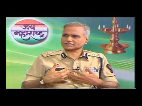 Hemant G Barwe Interviews Jt.Commissioner Of Police Atulchandra Kulkarni