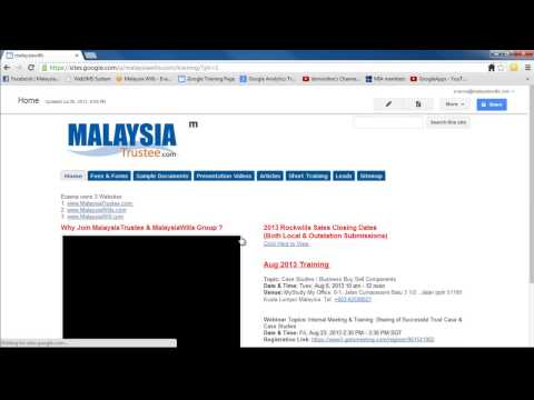 Malaysia Wills & Trust Recruitment Video