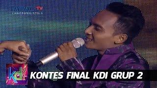 "Fauzi "" Khana "" Bima - Kontes Final KDI 2015 (22/5)"