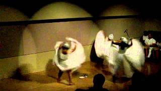 Tamboula Ethnic Dance Company performing Yanvalou