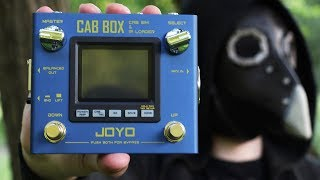 Joyo Cab Box - Cab Sim & IR Loader. Is It Good?