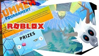Event Items, Gurt, Sunflower Glasses, and Burned Marshmallow Head - Roblox Summer Event 2018