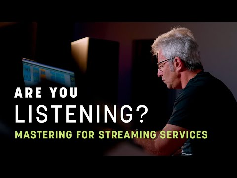 Mastering for Spotify® and Other Streaming Services | Are You Listening? | S2 Ep4