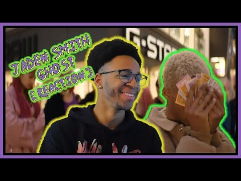 Monopoly on the Rap Game || Jaden Smith - GHOST ft. Christian Rich (Official Video) || REACTION