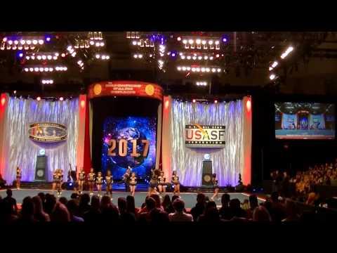 CJA Small Senior 5 - Bombshells - Worlds Day 2