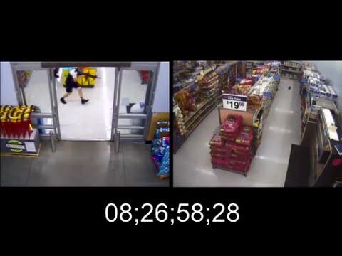 John Crawford Walmart