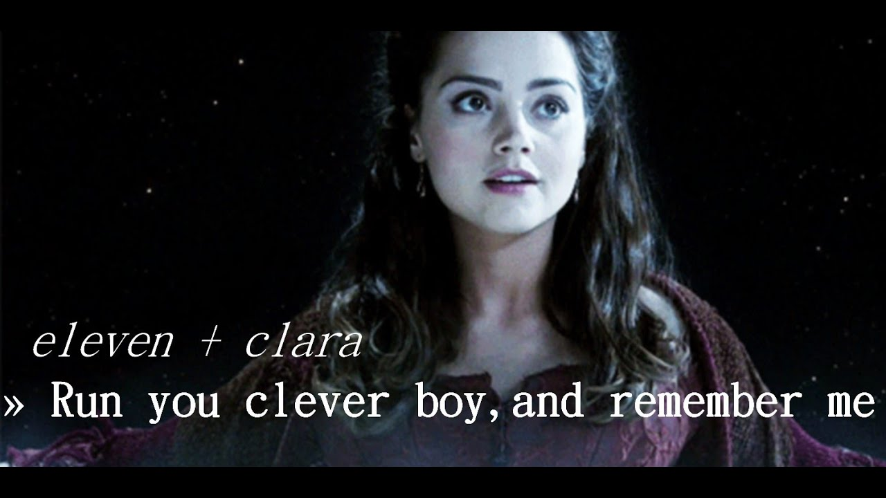 Run You Clever Boyand Remember Me Eleven Clara Youtube