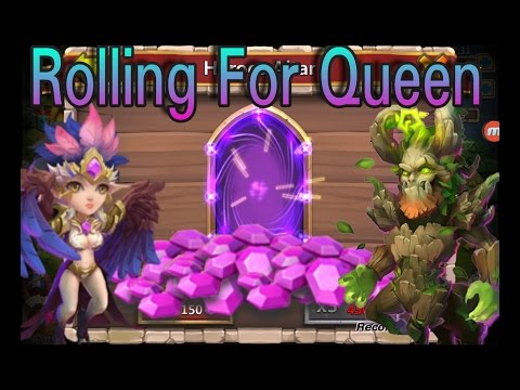 First 8/8 Talent & Rolling For Harpy Queen (awesome Rolls)